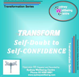 self-confidence hypnosis cd