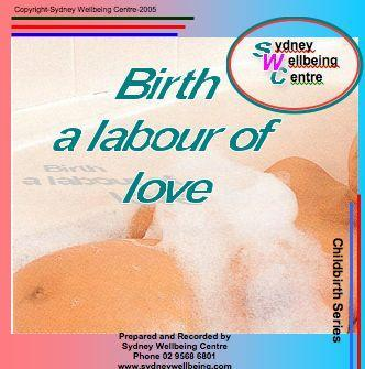 Hypnobirthing - Birth a Labour of Love CD