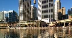 Sydney CBD views by Katherine Ferris Hypnotherapist