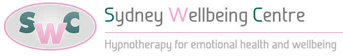 Hypnotherapy – Sydney Wellbeing Centre Logo
